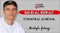 Bak Bu Ali Bizim Ali…