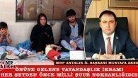 Aksoy :Türk Vatandaşlığının Bir Bedeli, Bir Şanı, Bir Sorumluluğu Olmalıdır