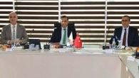 Antalya OSB Müteşebbis Heyeti Yılın Son Toplantısını Yaptı
