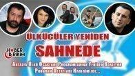 Antalya Ülkü Ocakları Yeniden Sahnede