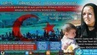 ANTALYA ÜLKÜ OCAKLARINDAN YARDIM ÇAĞRISI : 'UZAT ELİNİ ANTALYA'