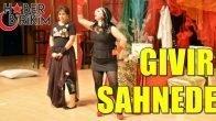 Antalya'lı Kadınların Oynadığı GIVIR Sahnede