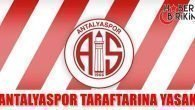 Antalyaspor Taraftar Yasağına Başkan Gencer'den Sert Tepki