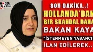 Hollanda'dan Bir Skandal Daha…