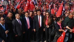 Kemerli Kadınlar Ankara'da