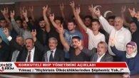 Korkuteli MHP Yönetim Listesi Açıklandı