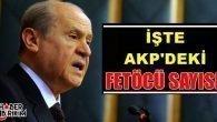 MHP Lideri Bahçeli'den Çarpıcı Açıklamalar
