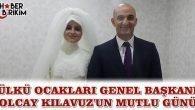 OLCAY KILAVUZ'UN MUTLU GÜNÜ