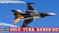 Solo Türk Kemer'de!