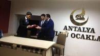 Antalya Ülkü Ocaklarında Görev Değişimi