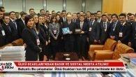 Ülkü Ocakları'ndan Basın ve Sosyal Medya Atılımı!