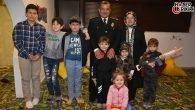 Antalya Emniyet Müdürlüğü'nden Şehit ve Gazi Ailelerine Yemek