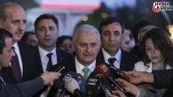 """Başbakan Yıldırım """"Ülkemize Terör Tehdidi Gelirse, Kaynak Ülkesine Bakmadan Yerinde Bertaraf Ederiz!"""""""