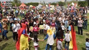 5. Uluslararası Portakal Çiçeği Karnavalı Coşkuyla Kutlandı