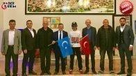 Doğu Türkistanlı Osman Turani Afyon'a Ulaştı