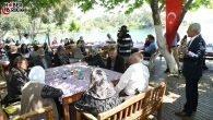 ADANA – Büyükşehir, Şehit Ailelerini Unutmadı