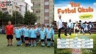 Büyükşehir Yaz Futbol Okulları'na Kayıtlar Başladı