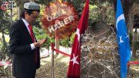 Osman Turani Başbuğ Alparslan Türkeş'in Kabrine Ulaştı
