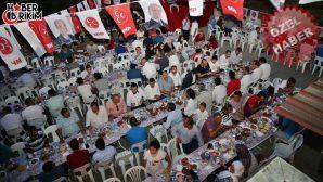 MHP Kemer İlçe Başkanlığı İftar Programı