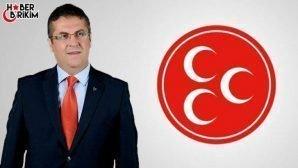 MHP Konyaaltı İlçe Başkanı Metin Ersoy'un Bayram Mesajı