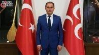 MHP Serik İlçe Başkanı Ahmet Ali Coşkun'un Kadir Gecesi Mesajı