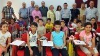 Kepez'de Yaz Kursları Başlıyor