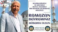 Başkan Turgut Bucak'ın Ramazan Bayramı Kutlama Mesajı