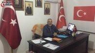 MHP Döşemealtı İlçe Başkanı Zeki Öner Özgöçer'in Kandil Mesajı