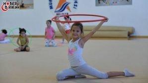 Muratpaşa Yaz Spor Okulları Başlıyor