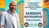 Başkan Turgut Bucak'ın Kurban Bayramı Kutlama Mesajı