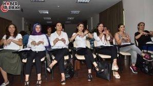 Alanya Belediyesi Personeline İşaret Dili Eğitimi