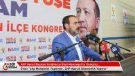 """Ünal'dan Çok Konuşulacak Sözler """"CHP Apaçık Düşmanlık Yapıyor"""""""