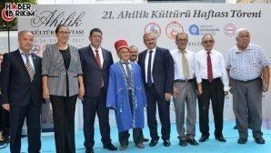 21. Ahilik Haftası Antalya'da Törenlerle Kutlandı