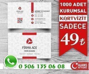 Antalya Ucuz Kartvizit