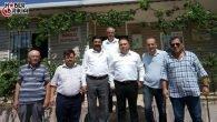 MHP Antalya İl Başkanı Aksoy Kepez Muhtarlarını Ziyaret Etti