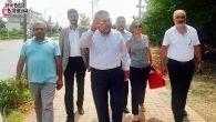 MHP'li Aksoy Durmak Bilmiyor! Bir Günde 7 İlçe 61 Muhtar Ziyareti