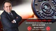 MHP İl Başkanı Aksoy Muhtarları Unutmadı