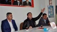 """MHP İl Başkanı Aksoy """"50 Kişi Gitti Diye Ağlayacak Değiliz!"""""""