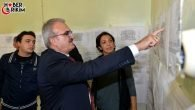 Vali Karaloğlu Antalya'nın Tarih Kokan Binalarını İnceledi