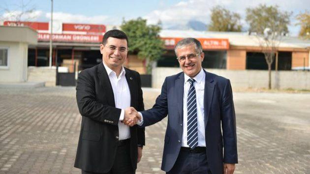 Tütüncü'den Sanayiye 250 Dükkan Müjdesi