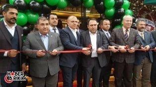 Yemen Kahvesi'nin 132. Şubesi Termessos Açıldı