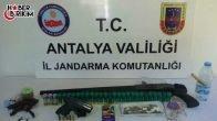 Jandarma Uyuşturucu Operasyonlarına Aralıksız Devam Ediyor