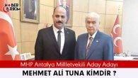 Mehmet Ali TUNA – Kimdir?