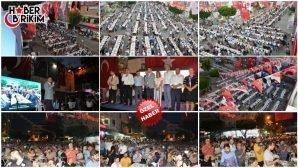 MHP Alanya'da 5 Bin Kişilik Alana Sığmadı!