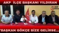 MHP ilçe Başkanı Yıldız' dan Çarpıcı İddia