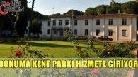 Dokuma Antalya'nın Yaşam Merkezi Olacak