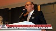 """MHP'li Karakaya """"Türkiye'de Korku imparatorluğu Var!"""""""