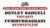 Türk Siyasetinde Özlenen Tablo