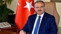 Vali Karaloğlu'nun Ramazan Bayramı Mesajı