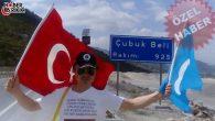 Doğu Türkistan'a Dikkat Çekmek İçin Başbuğ'un Mezarına Yürüyecek!